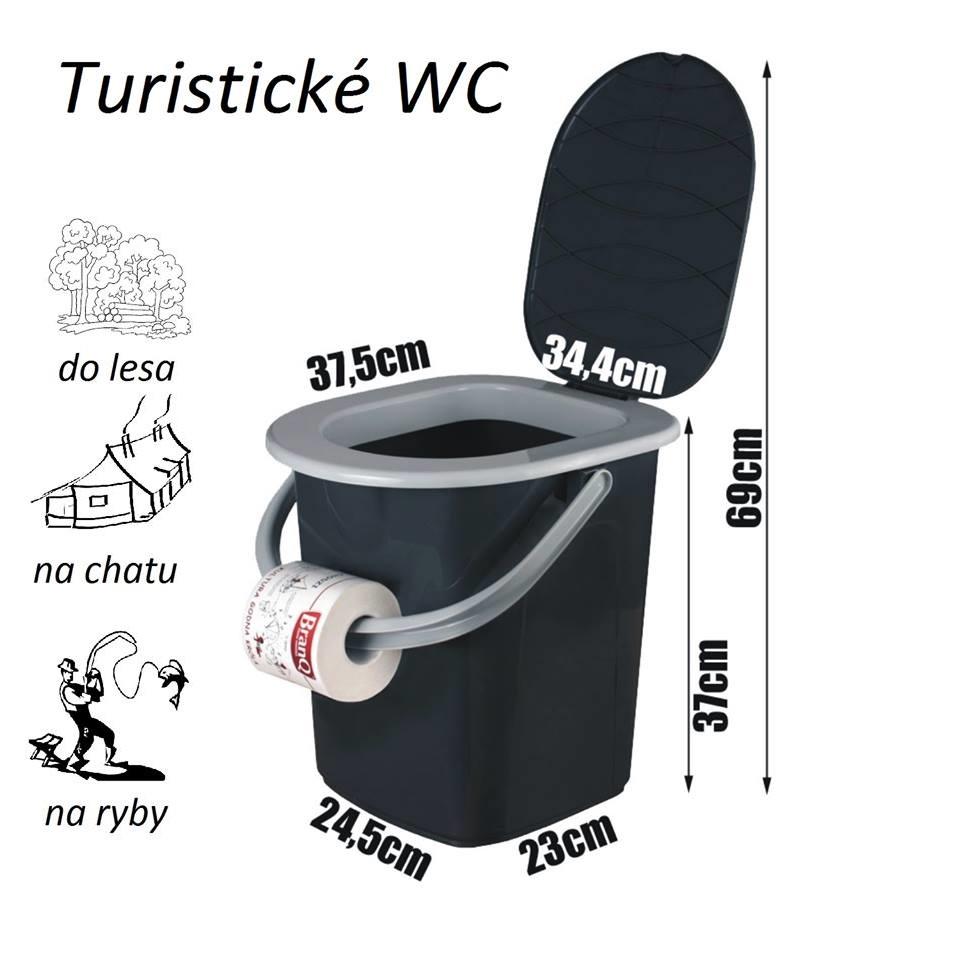 Branq WC kbelík 22l