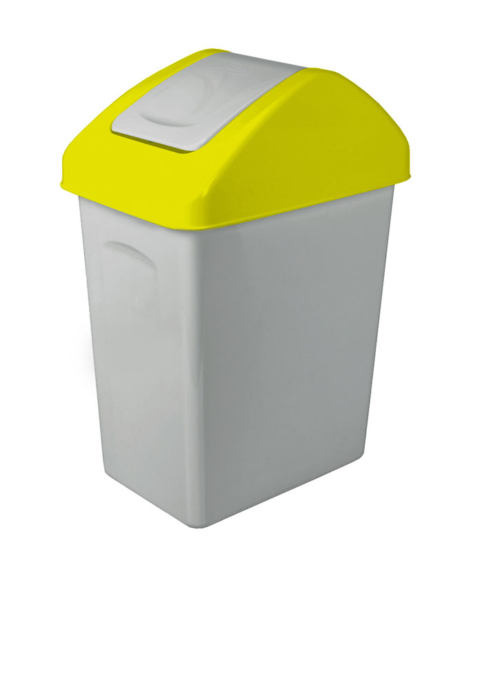 Branq Odpadkový koš s výklopným víkem 25l
