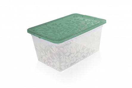 Branq Jasmine- úložný kontejner/box s víkem 2l
