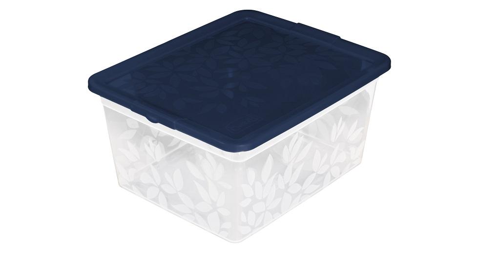 Branq Jasmine- úložný kontejner/box s víkem 13l