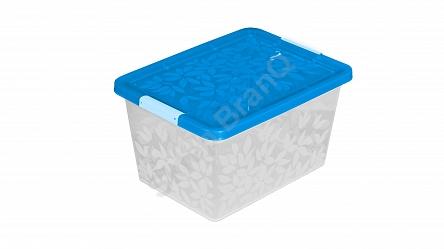 Branq Jasmine- úložný kontejner/box s víkem 22l