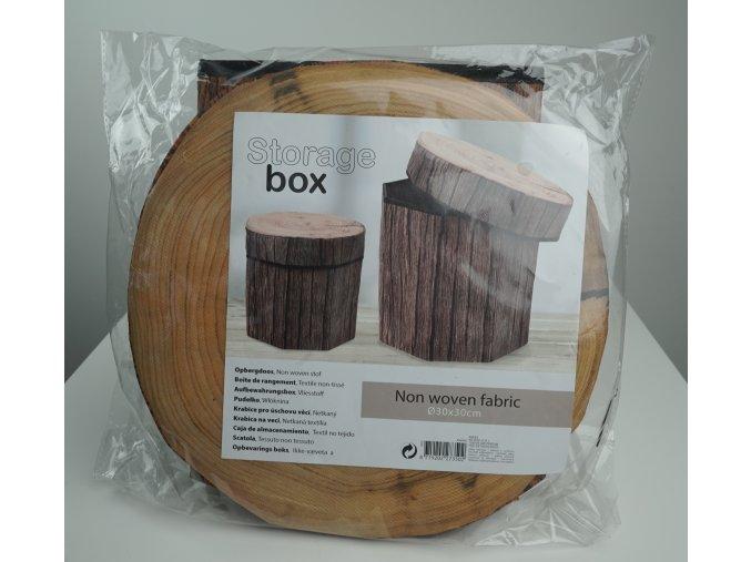 Box na úschovu věcí - 3 motivy