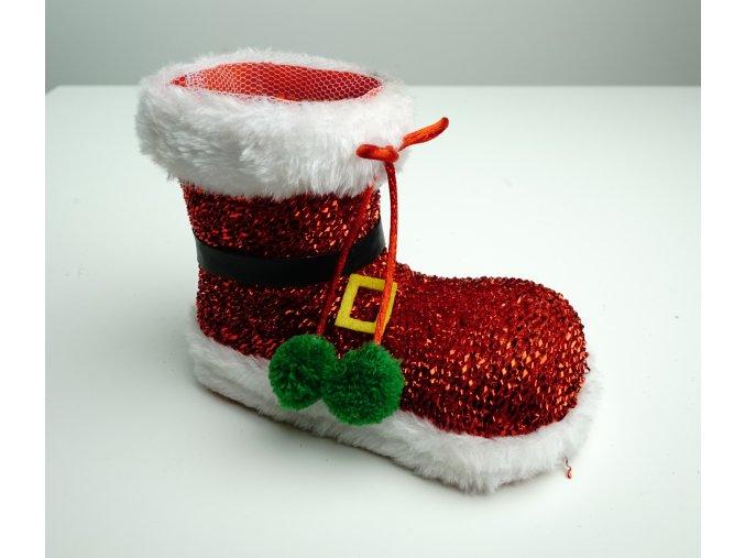 Santova bota - více barev