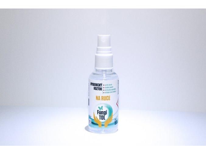 162 hygienicky roztok na ruce s davkovacem 50 ml