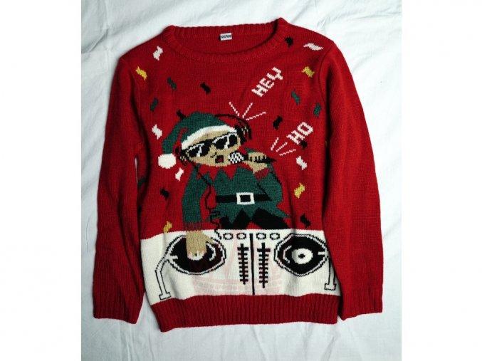 Dětský vánoční svetr HEY HO