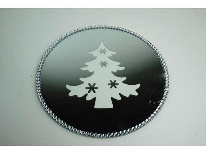 Zrcadlo se stromečkem - 2 varianty
