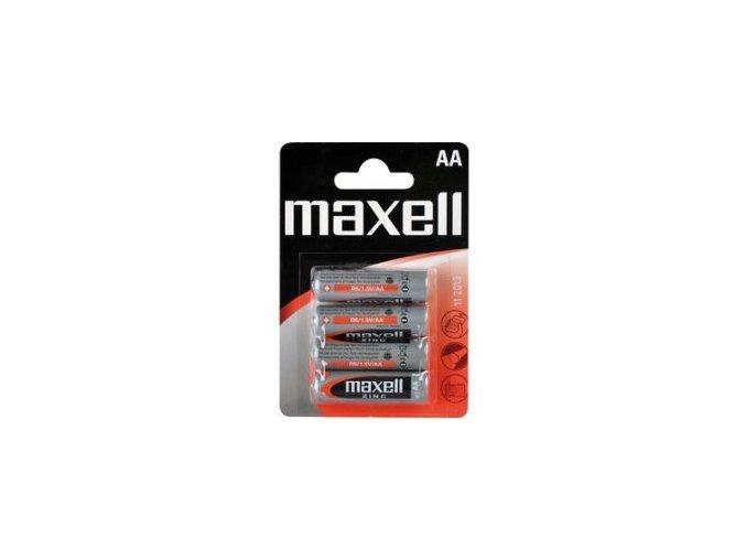 maxell aa zinc
