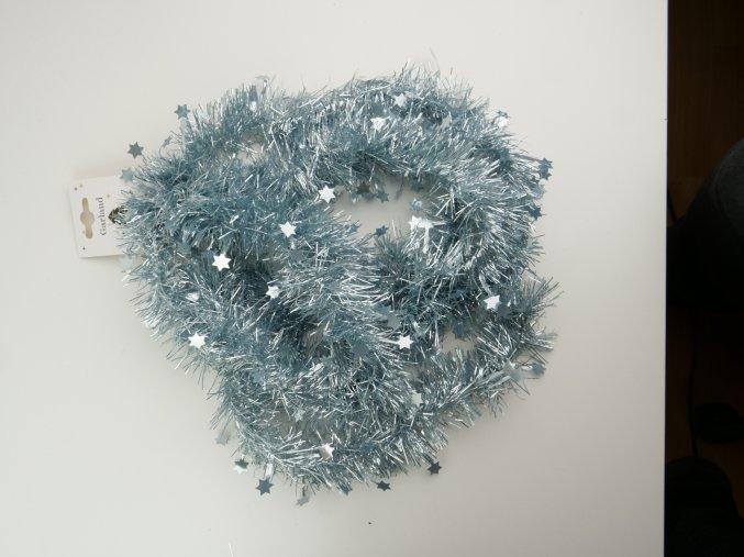 Vánoční řetěz - více barev