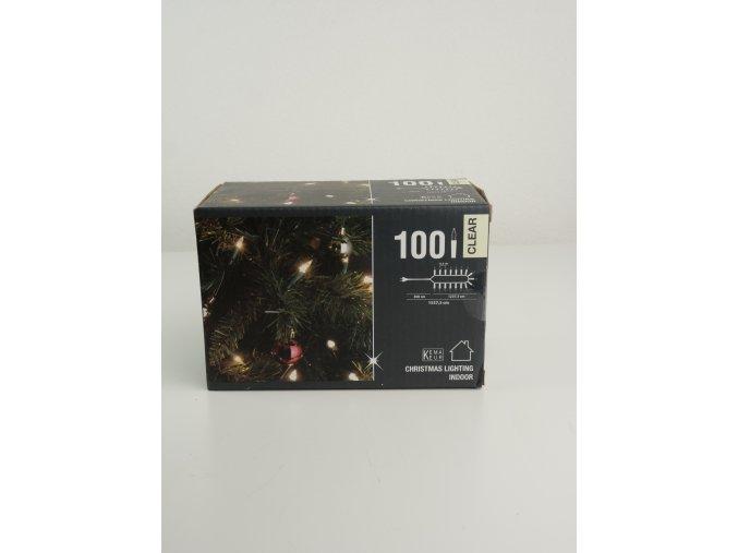 Světelný řetěz 100 LED - 15 metrů