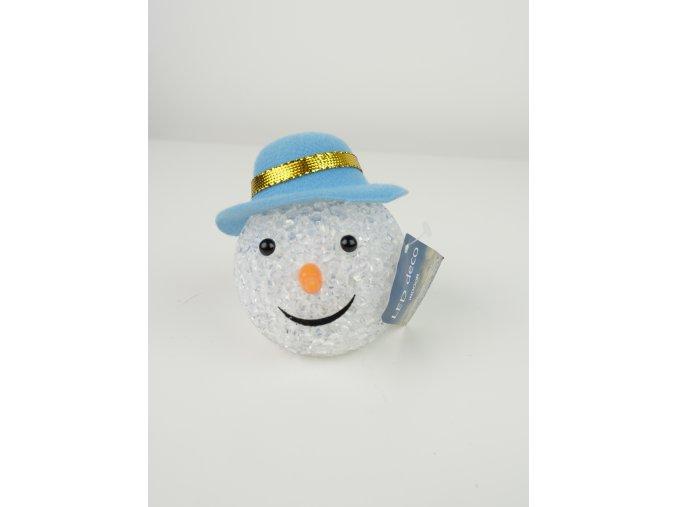 Led koule - sněhulák