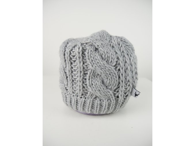 Pletená čepice - více barev