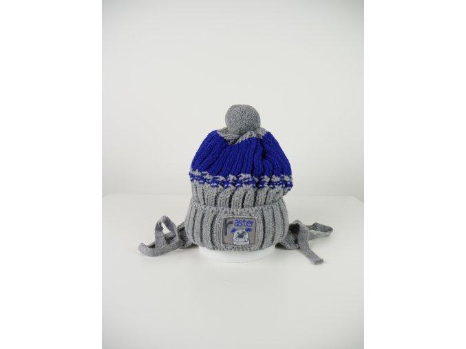 Dětská zateplená čepice