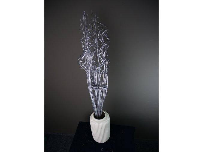 Dekorační větve - stříbrná a zlatá