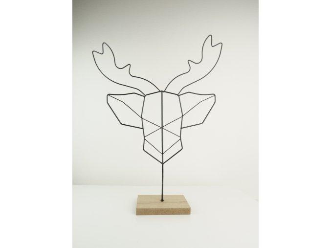 Drátěná dekorace - více variant