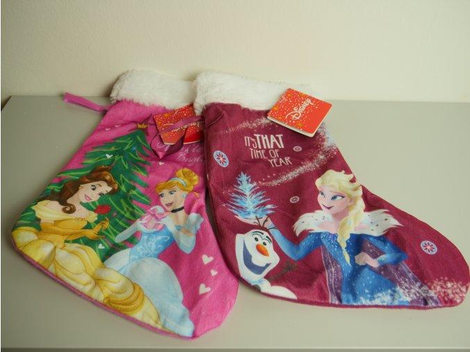 Vánoční punčocha pro holčičky - více variant