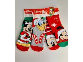 Ponožky DISNEY 2 ks - více druhů