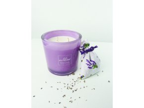 "Vonná svíčka ""Vanilla Lavender"""