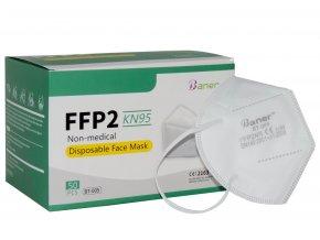 0 57582f4e 1200 FFP2 KN95 Baner BT 005 Protection masks Certified CE N90056004604 50