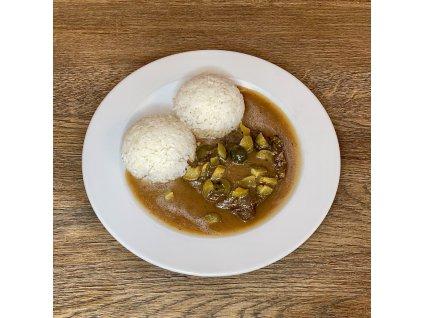znojemská roštěná rýže