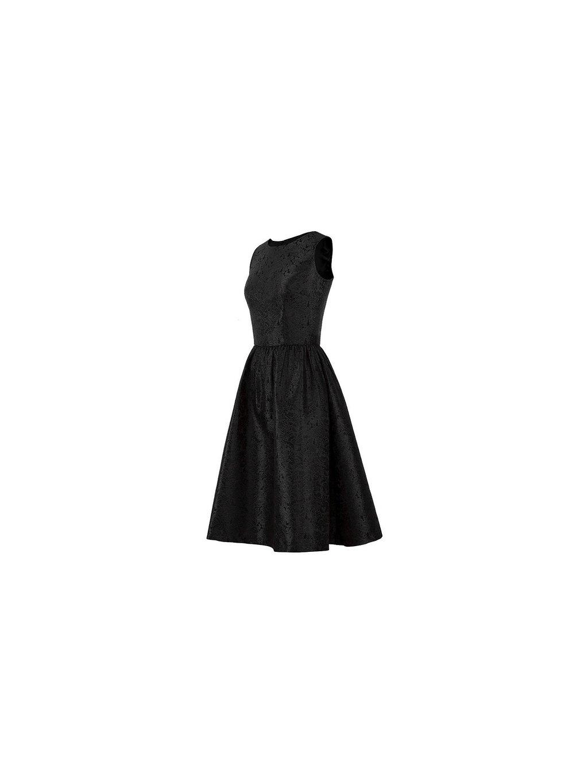 Boční pohled korzetové šaty od korzety cz 2