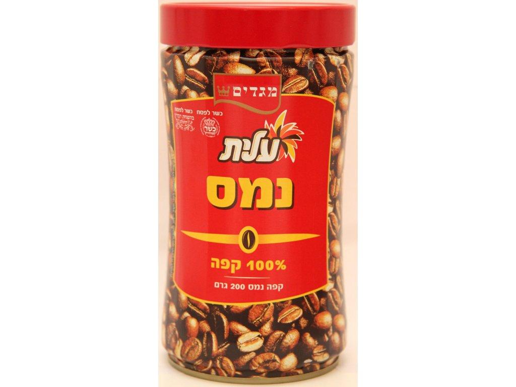 Kosher 100% rozpustná káva Elite - Made in Israel!  Elite Coffee