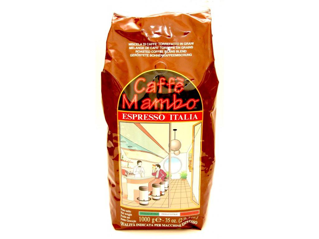 Košer káva - MAMBOCAFFÉ BUON GUSTO BAR – zrno  1kg