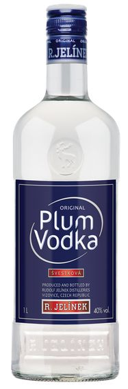 NE-Košer PLUM Vodka