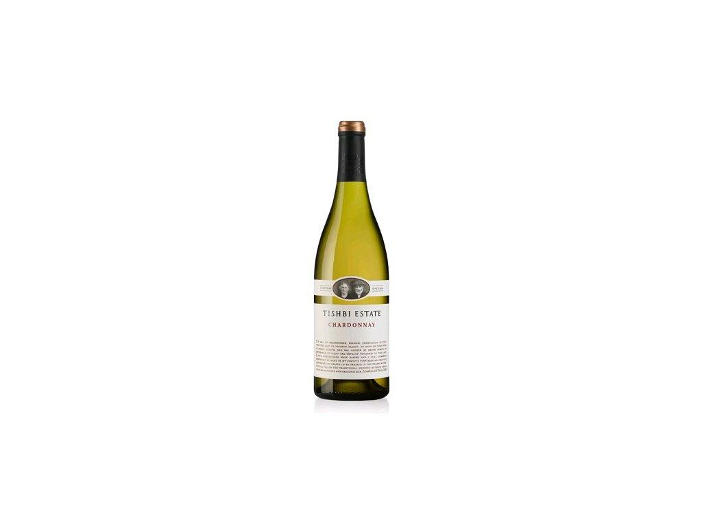 205406 tishbi chardonnay 2018 luxusni kosher vino z izraele