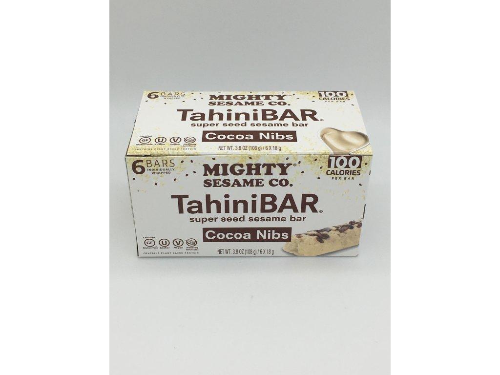 205247 halva tycinky s kousky cokolady 6 ks a 18 g koser
