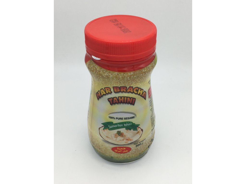 208367 har bracha tahini pasta 100 sezamova pasta 500 g