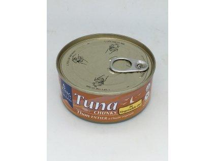 208745 elisha tuna in vegetable oil tunak v rostlinnem oleji 142g kosher for passover