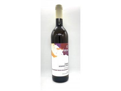 211689 cuvee rulandske sede chardonnay 2018 koser vino