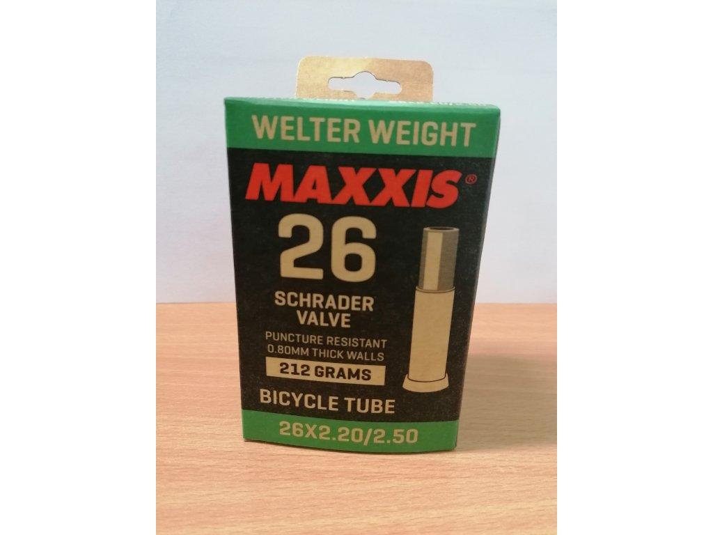 19751 1 maxxis welter 26x2 20 2 50 sv