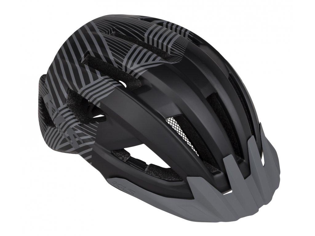 Kellys Daze 2020 black (Farba Black, Veľkosť prilby S/M (52-55cm))