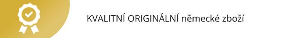 Kvalitní originální německé zboží