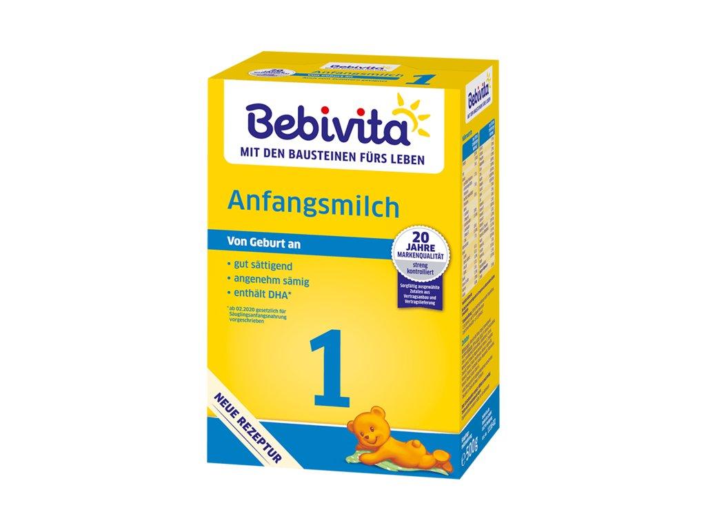 Bebivita 1 Anfangsmilch