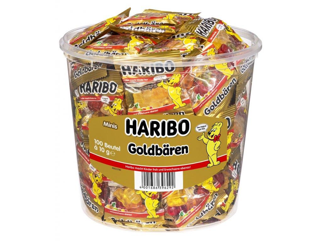 Goldbaeren 100 Minibeutel 4001686396292