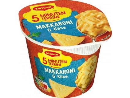 Makaróny se sýrem, Maggi 5 Minuten Terrine, 63 g