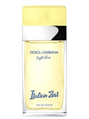 Dolce & Gabbana Light Blue Italian Zest pour femme