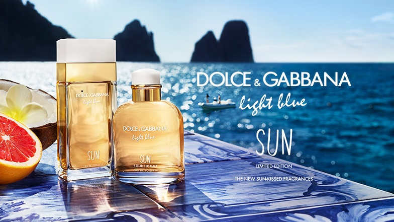 Dolce Gabbana Light Blue Sun