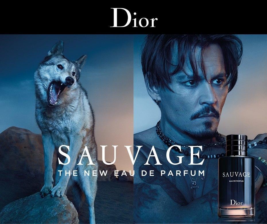 Christian Dior Sauvage parfém