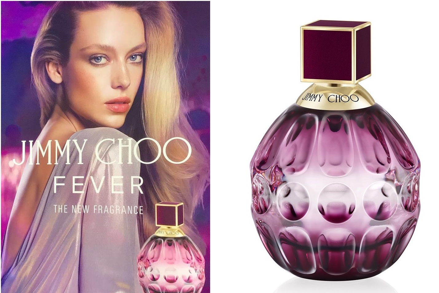 jimmy choo fever banner