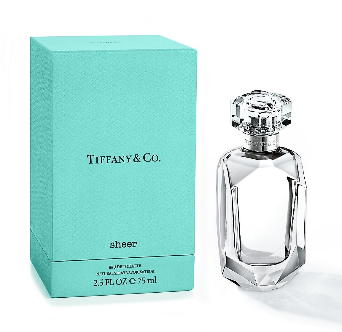 tiffany co sheer