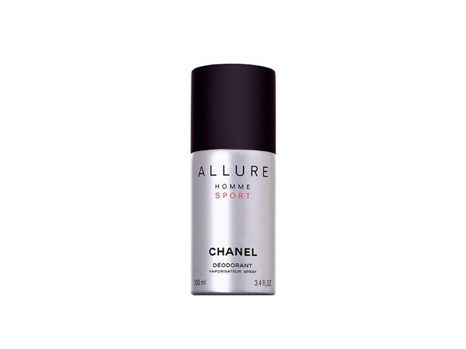 Chanel Allure Homme Sport deodorant spray pánský 100 ml  + vzorek Chanel k objednávce ZDARMA