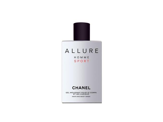Chanel Allure Homme Sport sprchový gel pánský 200 ml  + vzorek Chanel k objednávce ZDARMA