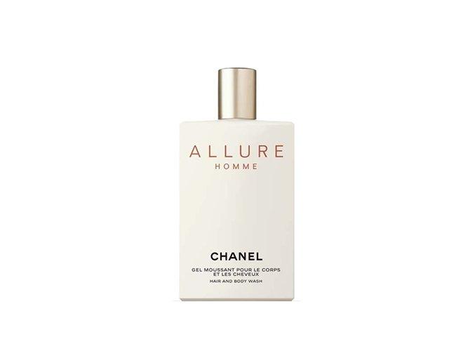Chanel Allure Homme Sprchový gel pánský 200 ml  + vzorek Chanel k objednávce ZDARMA