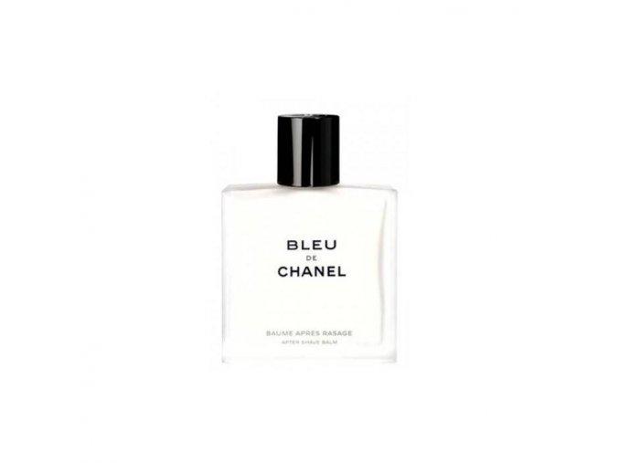 Chanel Bleu De Chanel Balzám po holení pánský 90 ml  + vzorek Chanel k objednávce ZDARMA