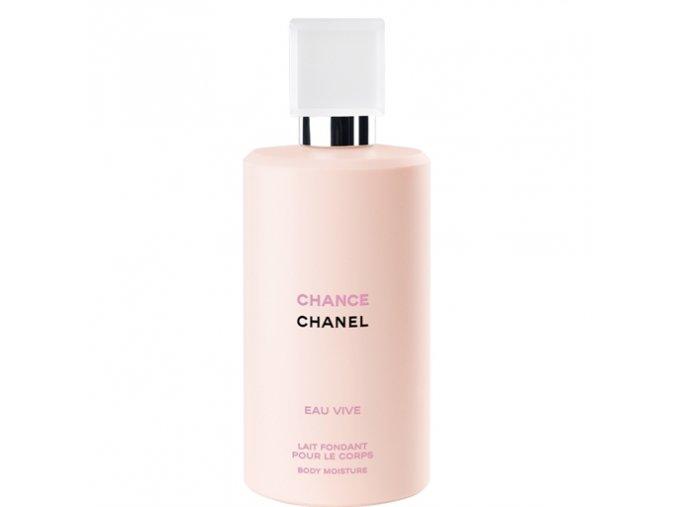 Chanel Chance Eau Vive Tělové mléko dámské 200 ml  + vzorek Chanel k objednávce ZDARMA