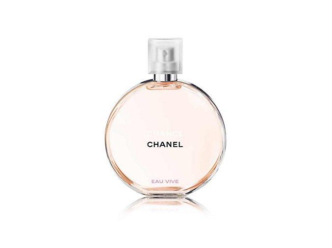 Chanel Chance Eau Vive toaletní voda dámská EDT  + vzorek Chanel k objednávce ZDARMA