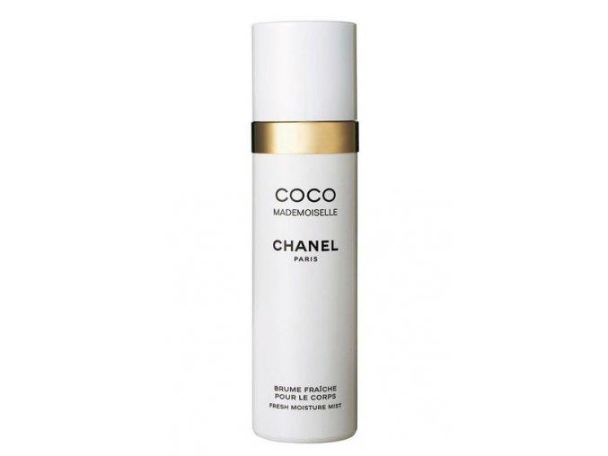 Chanel Coco Mademoiselle Tělový závoj dámský 100 ml  + vzorek Chanel k objednávce ZDARMA